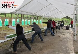 Firing Range At CCW Course