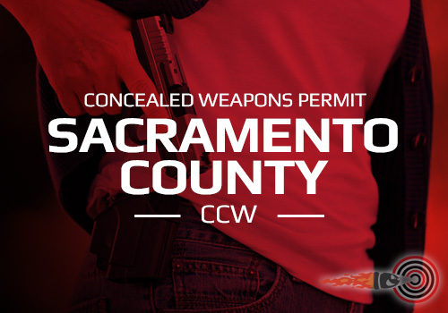 Sacramento County CCW Classes