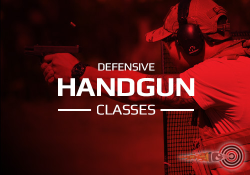 Defensive Handgun Shooting Classes