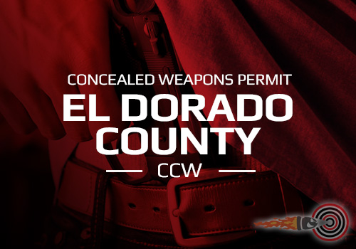 El Dorado County CCW Classes