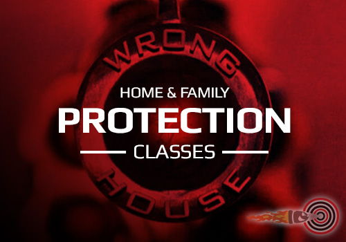 Home And Family Protection Shooting Classes