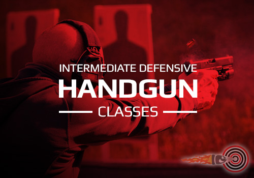 Intermediate Handgun Shooting Classes