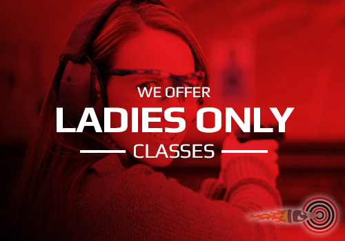 Ladies Only Shooting Classes