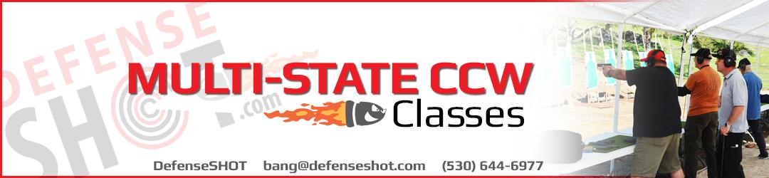 Multi State CCW Permit Course