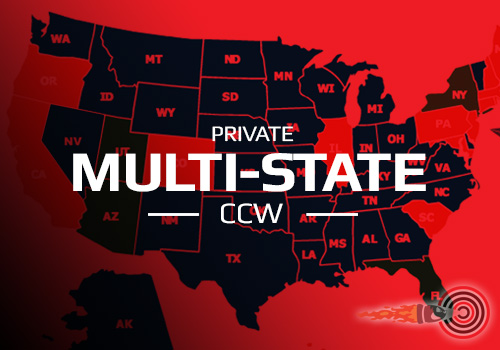Private Multi-State CCW Classes