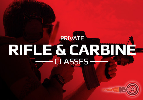 Private Rifle And Carbine Shooting Classes