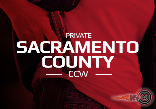 Private Sacramento County CCW