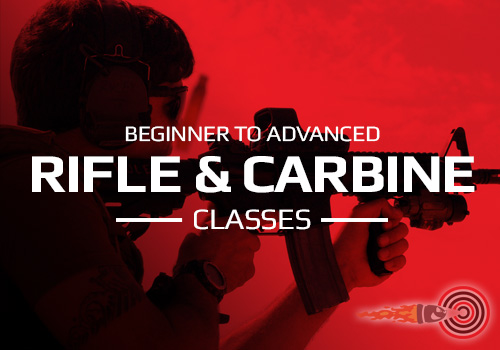 Rifle and Carbine Shooting Classes