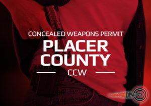 Placer County CCW Classes